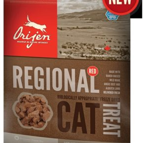 Orijen Whole Prey Freeze Dried cat treats Regional Red 522x880 2