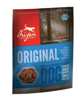 Orijen Whole Prey Freeze Dried dog treats Original