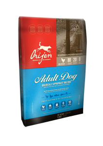 Product foto rechts Orijen Whole Prey adult dog_2